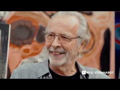 """Herb Alpert, """"Art puts you in the moment of your life."""""""