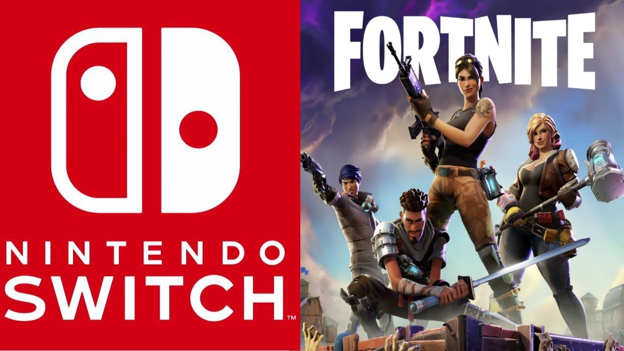 Fortnite Nintendo Switch? - YouTube