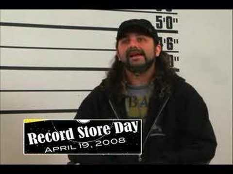 Mike Portnoy of Dream Theater on Record Stores
