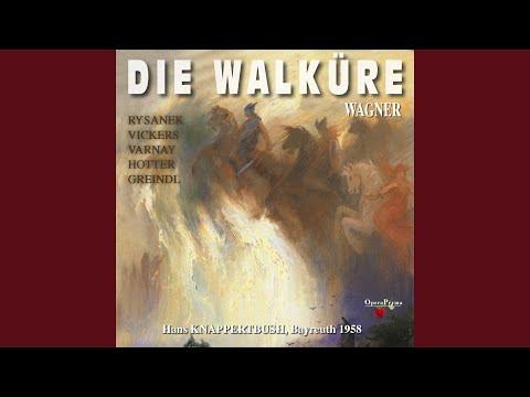 """Die Walküre, Act II, Scene 1: """"Prelude"""""""