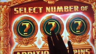 ★BIG WIN ★ NEW GAME☆MIGHTY CASH DOUBLE UP Slot machine All Live Play at San Manuel Casino☆彡栗スロット