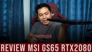 Laptop Untuk Streamer - Review MSI GS65