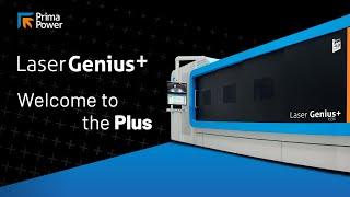 The new era of 2D laser cutting: Prima Power Laser Genius+