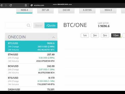 xcoinx cryptocurrency exchange