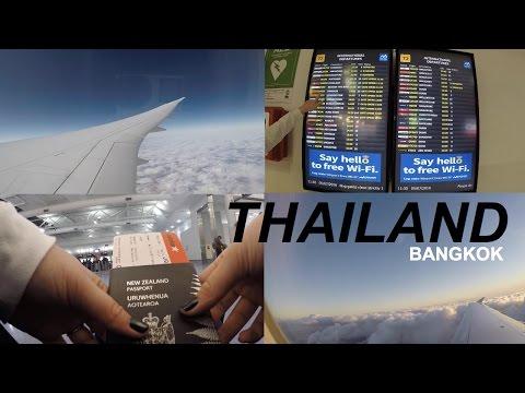 THAILAND TRAVEL VLOG   Bangkok Day 1