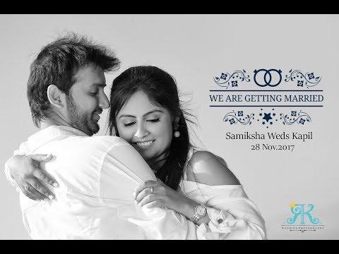 Getting Married  | Samiksha & Kapil  |  Save The Date  |  Udaipur