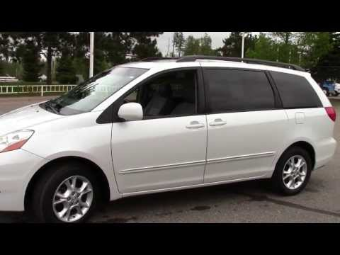 2006 Toyota Sienna XLE Limited AWD