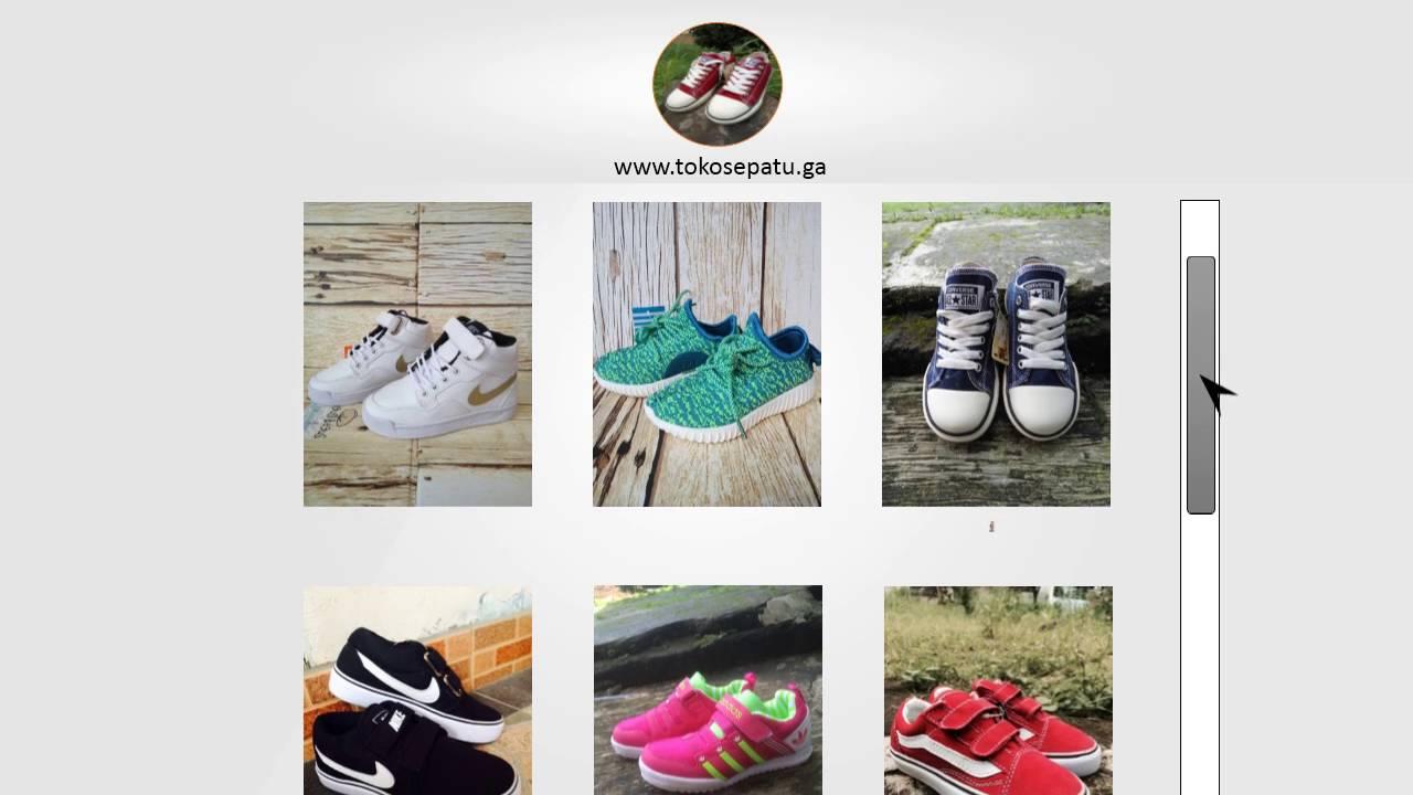 Jual Sepatu Anak Anakl Di Depok Tangerang Adidas Spatu Import Nike