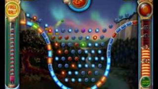 Peggle Deluxe - Crazy Shot