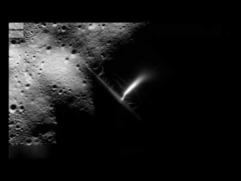 ALIEN POWER STATION on the Moon?