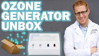 ozone generator machine unbox review diy for therapy water face hair car smoke home use best