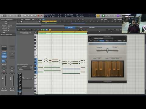Make Chords and Melodies Easily In Logic Pro X