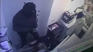 Ограбление Каспи банка