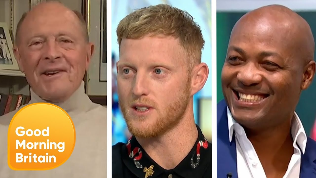 Celebrating the Best of Cricket With Ben Stokes, Brian Lara and Many More! | Good Morning Britain