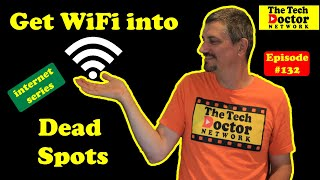 132: Better WiFi into the dead spots in your home or office. Wifi Repeaters and other options. screenshot 1