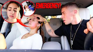 I'VE NEVER SEEN HER IN THIS MUCH PAIN!!! **RUSHED TO THE DOCTOR**