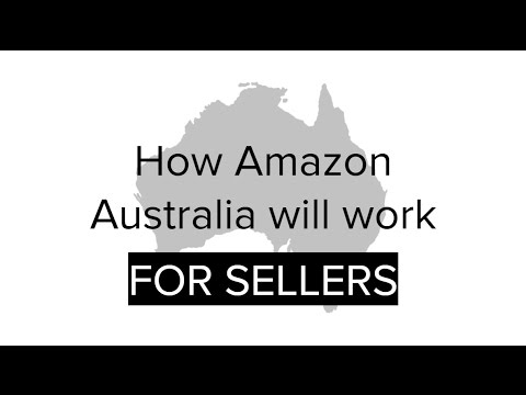 How Amazon Australia Will Work for Sellers