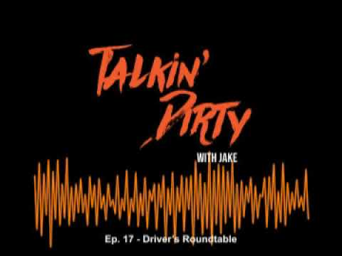 Talkin' Dirty With Jake: The Official OCFS Podcast Ep. 17 - Drivers Roundtable