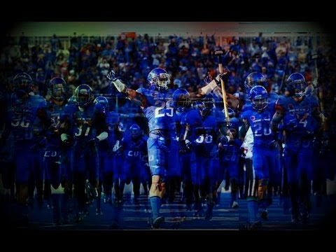 Boise State Broncos Football PumpUp 201617