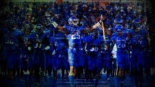 "Boise State Broncos Football Pump-Up 2016-17 - ""Blue Fury"" ᴴᴰ"