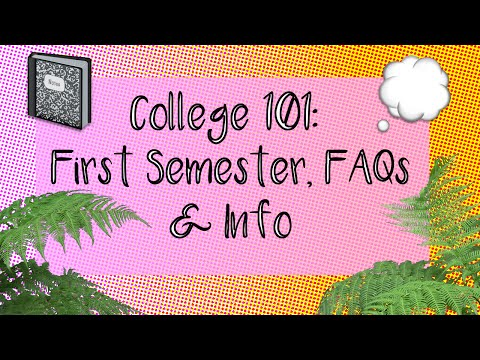 College FAQs: Major, Community College & More! | Morgan ❤