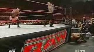 ken kennedy vs bobby lashley raw july 30th 2007