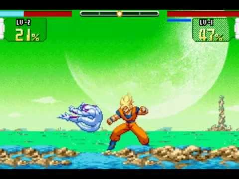 Play Dragon Ball Z: The Legacy of Goku on GBA - Emulator