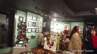 A little look around Grey Dog Gallery