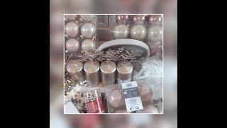 Haul Weihnachtsdeko Shopping - 30.10.2018 Action Tedi Kik deutsch