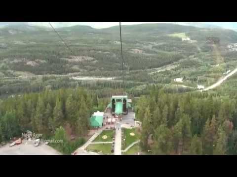 Jasper SkyTram, Jasper, Alberta, CA