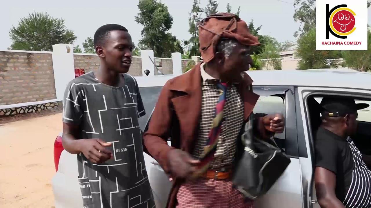 Download Tata Kimbowa Aguze Moto car ya KACHAINA 😂😂😂.  Mbu elinga eya Bobi teyitwamu Masasi😂  Subscribe Bambi