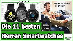 Smartwatch für Herren kaufen 2020 - Die 11 besten Herren-Smartwatches im Vergleich [3 Preisklassen]