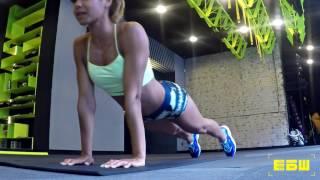 ЕБШ тренировка с упражнениями для фридайверов