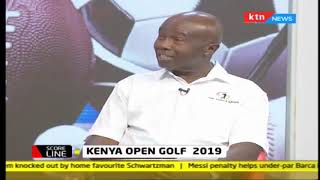 ScoreLine: Kenya Open Golf 2019