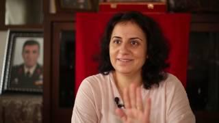 Şehit Albay Sait Ertürk'ün Eşi: Ona Kavuşacağım Günün hayaliyle Yaşıyorum