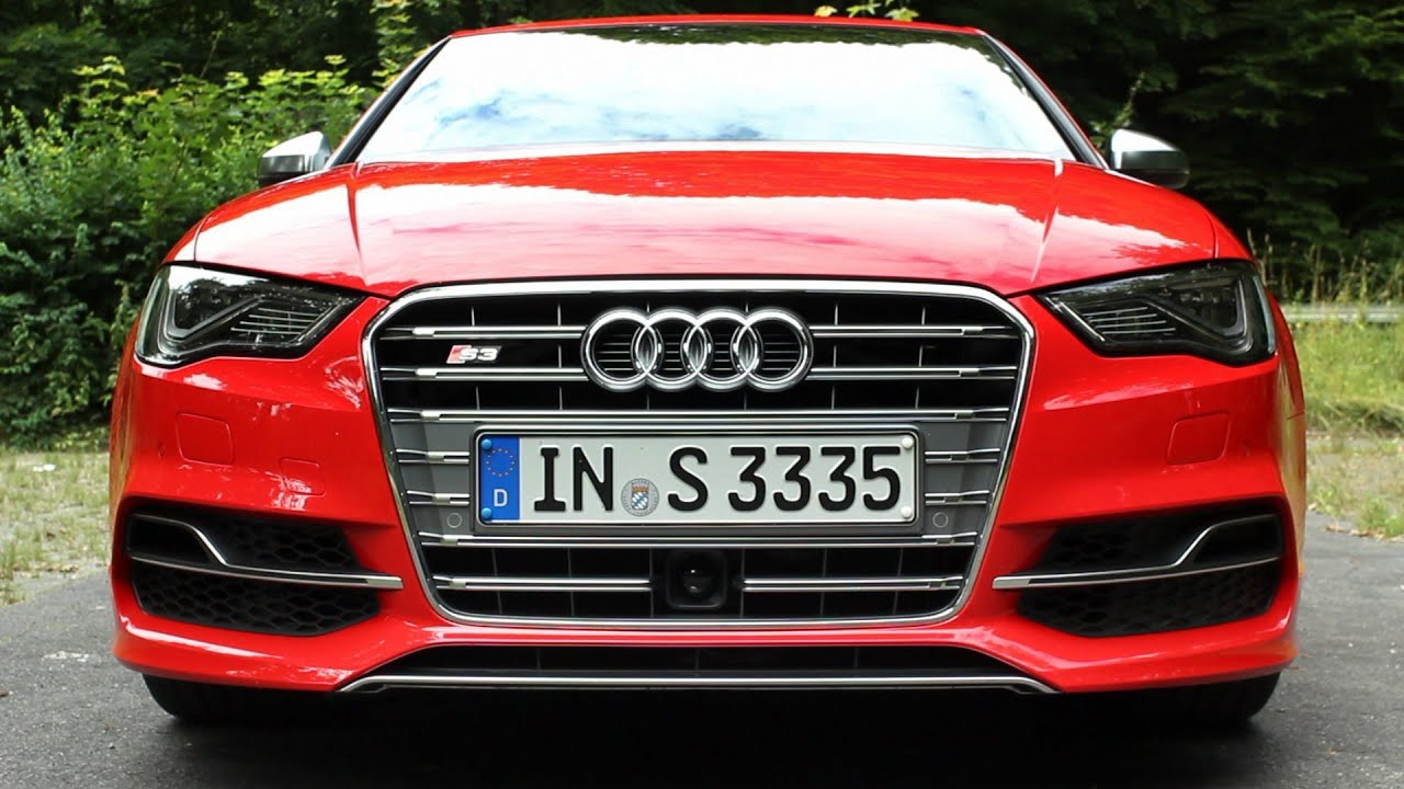 2014 2015 Audi S3 Sedan 8v Test Drive Amp Review