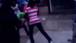 wyona fight