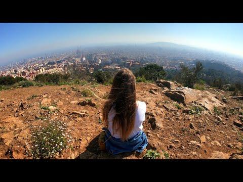 BARCELONA 2020 I GOPRO 7 BLACK I Travel Video