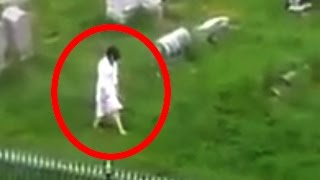 Video REAL GHOSTS Caught on Tape? Top 5 Real Ghost Videos 2016 download MP3, 3GP, MP4, WEBM, AVI, FLV Oktober 2018