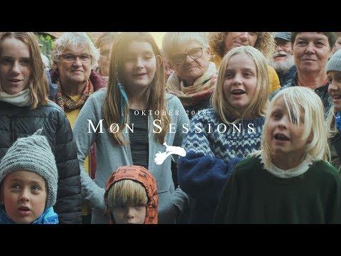MØN HYLDER KIM LARSEN : Kvinde min : Møn Sessions
