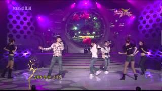 Big Bang - 081114 - KBS Music Bank - Foolish Love