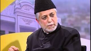 A discussion programme on the life and character of Hadhrat Mirza Ghulam Ahmad (as)