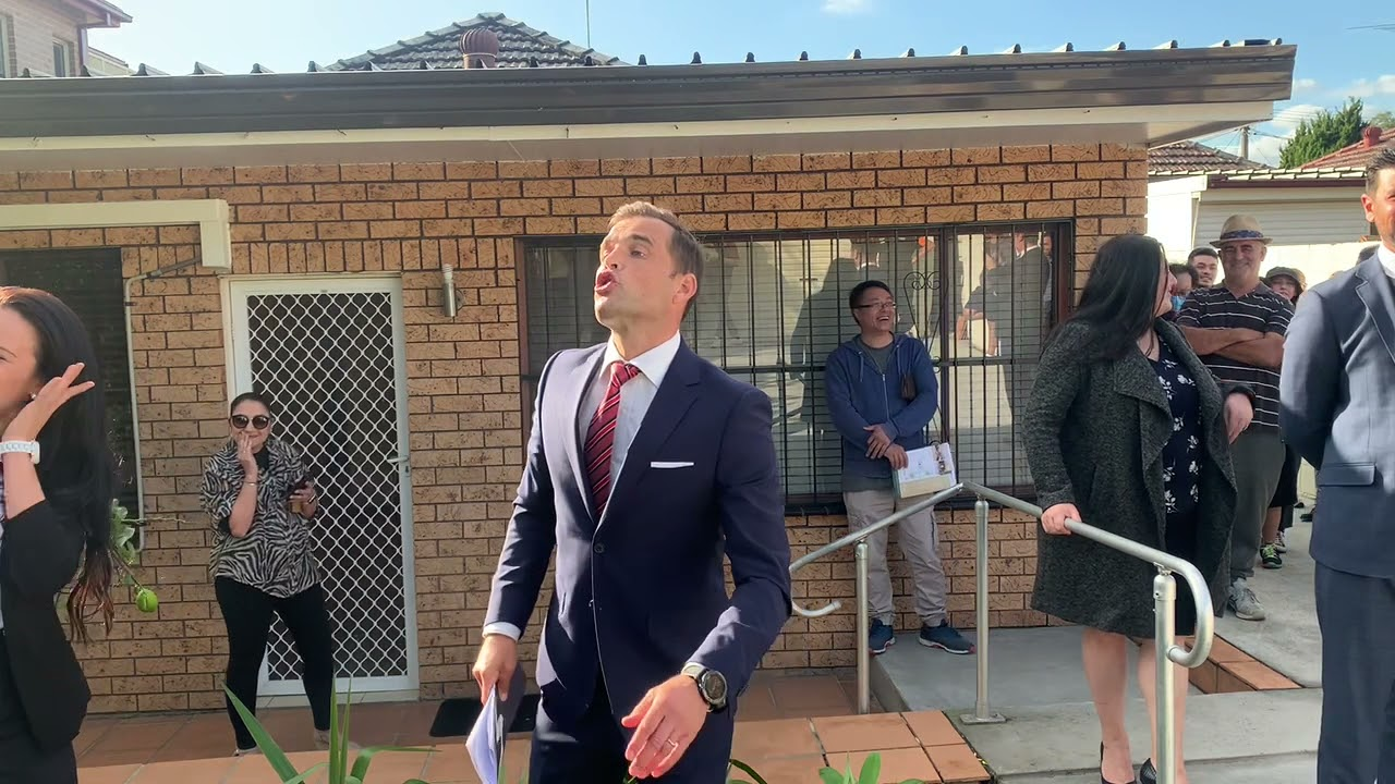 Five Dock home sold under the hammer at auction