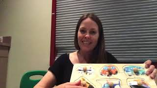 OSNS Therapy Corner- Tips on how to use puzzles to encourage children to communicate