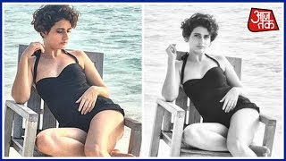 Controversy On Dangal Actress Fatima Sana Shaikh in Ramdaan Month