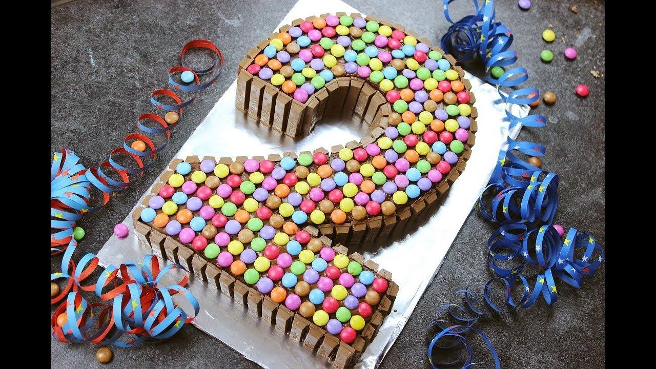 Geburtstagstorte Geburtstagskuchen Kindergeburtstag