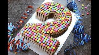 ♥ Geburtstagstorte | Geburtstagskuchen | Kindergeburtstag ♥