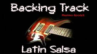 LATIN SALSA IN Am BACKING TRACK
