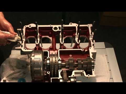 Honda Nighthawk Wiring Diagram Cb750 K2 Engine Build Youtube