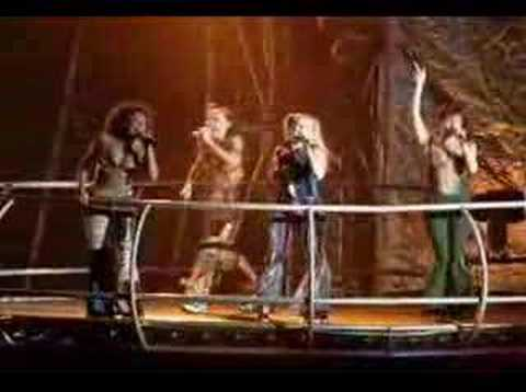 We are family -Spice Girls